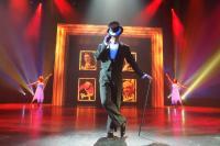 Lance Burton Master Magician at the Monte Carlo Hotel and Casino in Las Vegas, Nevada