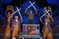 Lance Burton Master Magician with swords