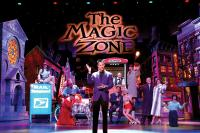 Lance Burton Master Magician in The Magic Zone